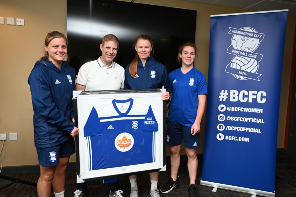 goodwin trade sponsors bcfc women